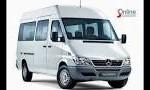 Cho thuê xe du lịch 16 chỗ tại Bắc Ninh