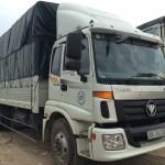 Cho thuê xe tải tại Ninh Bình